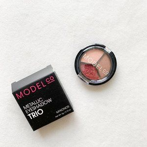 Model Co Eyeshadow Trio